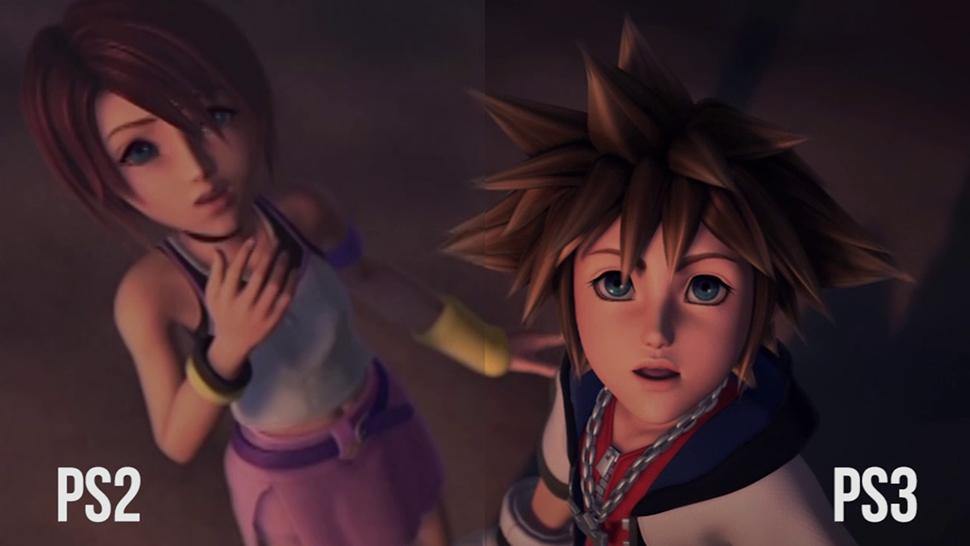 Kingdom Hearts HD 2.5 ReMIX estrena nuevo tráiler