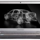 Mountain Graphite 20: 13.3″ Quad HD+, Core i7 y GeForce GTX 860M