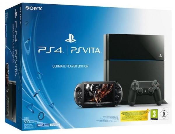 PlayStation 4 y PlayStation Vita Ultimate Player Edition