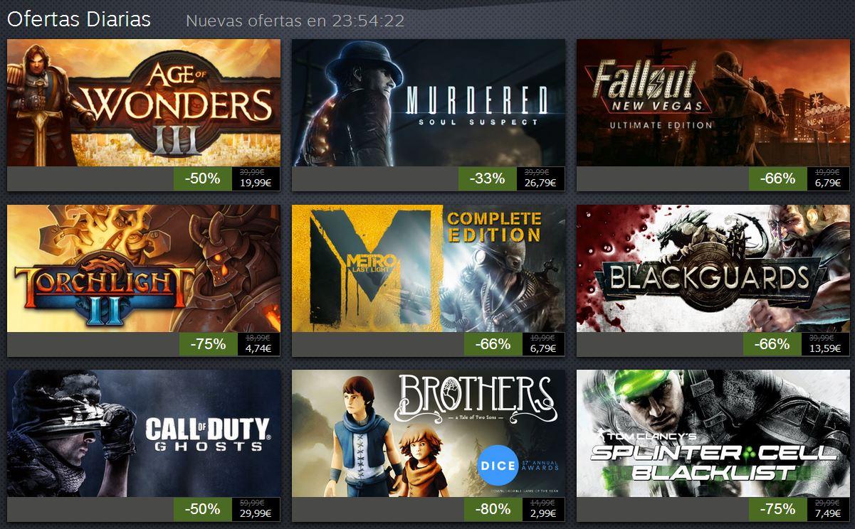 Rebajas de Verano de Steam: 6º día