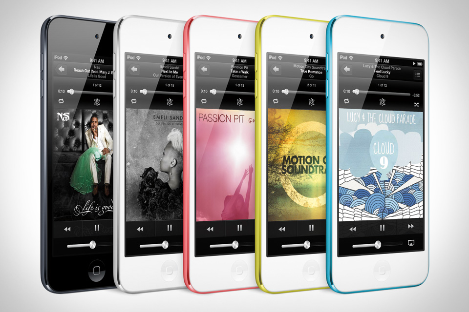 Apple lanza su nuevo iPod Touch de 16GB por 199€