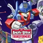 Rovio presenta Angry Birds Transformer