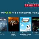 Bundle Stars: 8 juegos de lo más variado por 3.19 euros