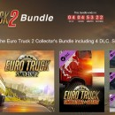 Bundle Stars: Euro Truck Simulator 2 + 4 DLC por 8.79 euros