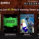 Bundle Stars: 6 juegos por solo 1.79 euros