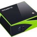 Gigabyte lanza su BRIX con gráficos GeForce GTX 760