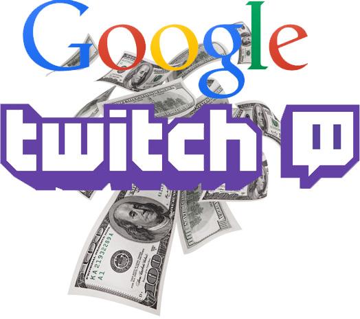 Google habría comprado Twitch por 743 millones de euros