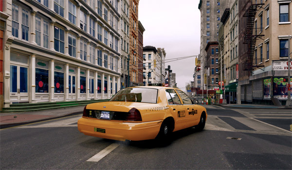 Grand Theft Auto IV iCEnhancer 3.0