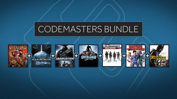 Greenman Gaming - Codemaster Bundle