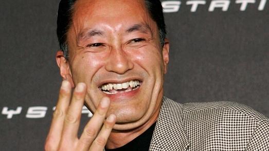 Kaz Hirai CEO Sony