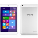 Kingsing W8: Tablet Windows de 8″ por 74 euros
