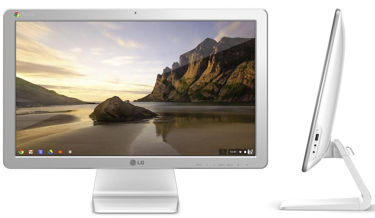 LG One 22CV241 - LG Chromebase
