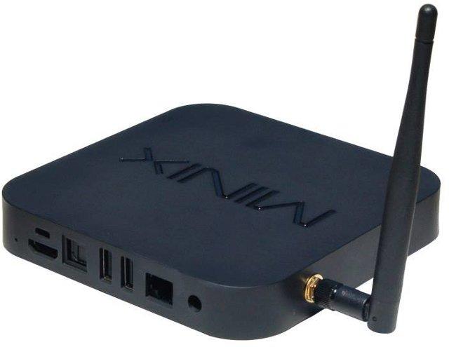 MINIX NEO X8-H: Reproductor multimedia con soporte 4K