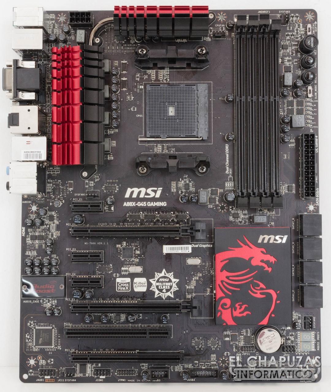 MSI A88X-G45 Gaming VIA USB 3.0 Driver Windows 7
