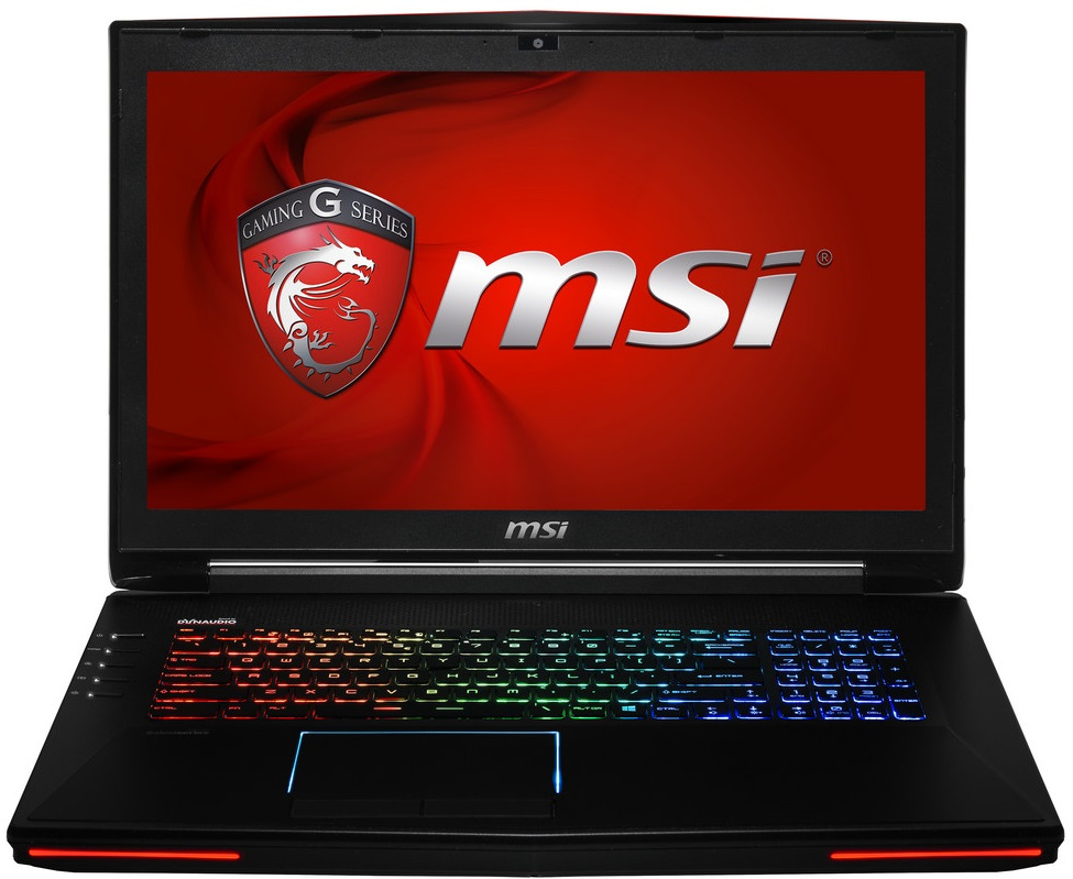 MSI notebook dominator pro con 32 gb de ram