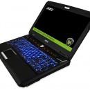 MSI WT70 y MSI WT60: Portátiles Workstation de alto rendimiento