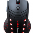 Mars Gaming MK0 y MM0: Ratón y teclado por 14 euros