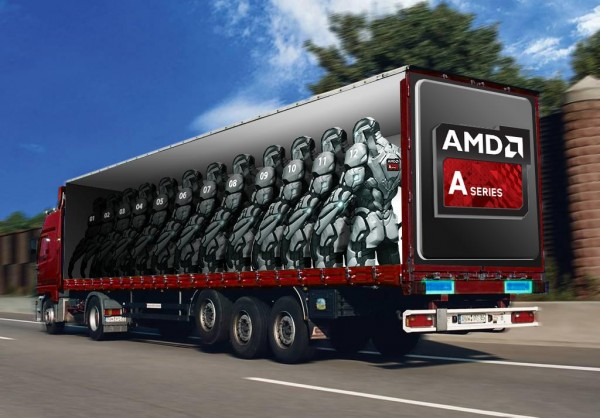Posible APU de AMD con 12 núcleos