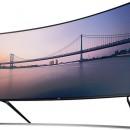 Samsung UN105S9W: 105″ curvadas por 119.999 euros