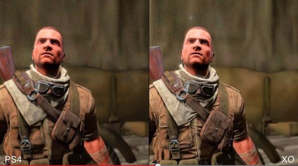Sniper Elite III PlayStation 4 vs Xbox One