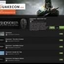 Steam: Descuentos de hasta el 75% por la QuakeCon 2014