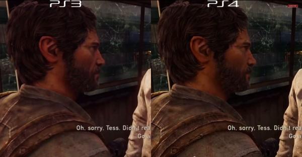 The Last of Us vs The Last of Us Remasterizado
