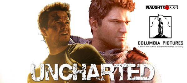 Uncharted - Mark Wahlberg y Nathan Drake