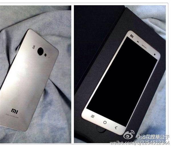 Xiaomi Mi4 Filtracion completa