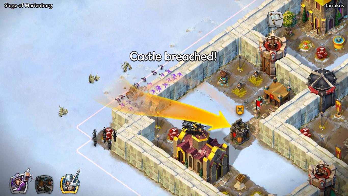 Microsoft anuncia Age of Empires: Castle Siege