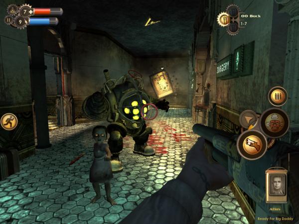 BioShock iOS (2)