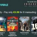 Bundle Stars: 8 juegos para tu biblioteca de Steam por 3.59€