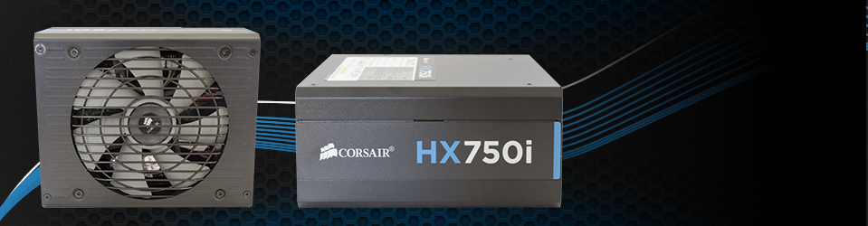 Review: Corsair HX750i
