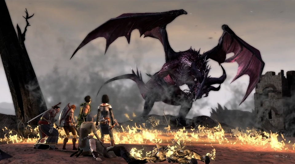 Dragon Age: Inquisition nos muestra su multijugador