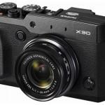 Fujifilm X30: Cámara de alta gama con diseño retro