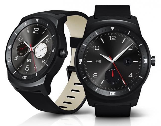 El LG G Watch R aterrizará en Europa por 299 euros