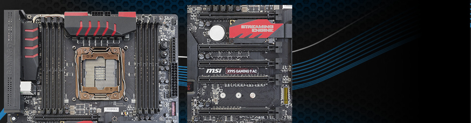 Review: MSI X99S Gaming 9 AC
