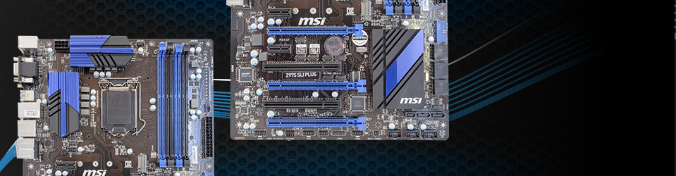 Review: MSI Z97S SLI PLUS