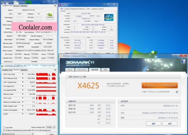 Nvidia GeForce GTX 870 - Bench (2)