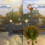 Plants vs Zombies Garden Warfare en PS4 vs Xbox One vs PC