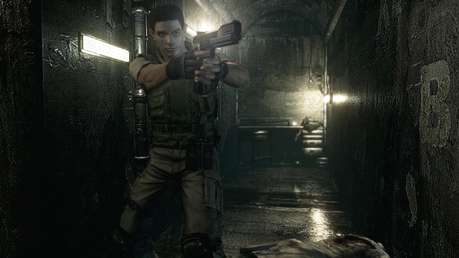 Resident Evil HD ya tiene tráiler en forma de gameplay
