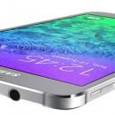 El Samsung Galaxy Alpha hace uso del cristal Gorilla Glass 4