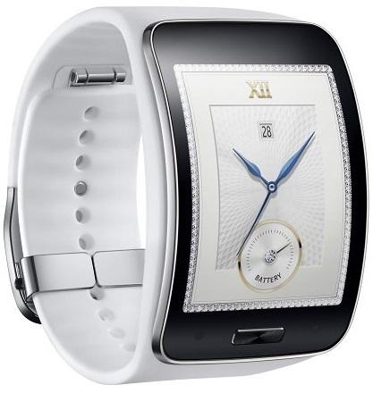 Samsung Gear S: Smartwatch con Tizen y 3G