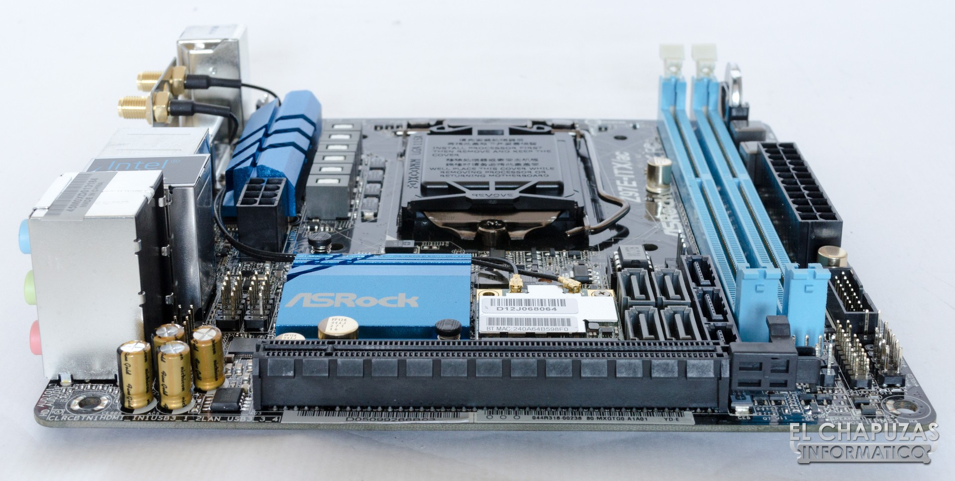 ASRock Z97E-ITX/ac Intel LAN Driver for Windows Download