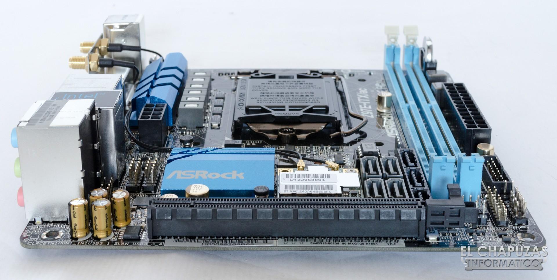 ASRock Z97E-ITX/ac Intel LAN Driver for Windows Download
