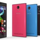 Archos 45c y 50b Platinum, coloridos Smartphones de 4.5 y 5″