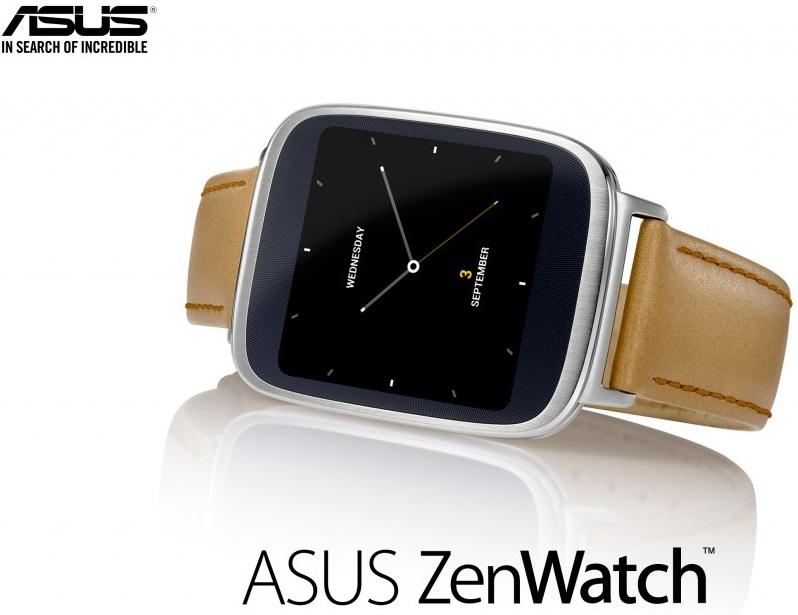IFA 2014 – Asus ZenWatch: El primer reloj inteligente de Asus