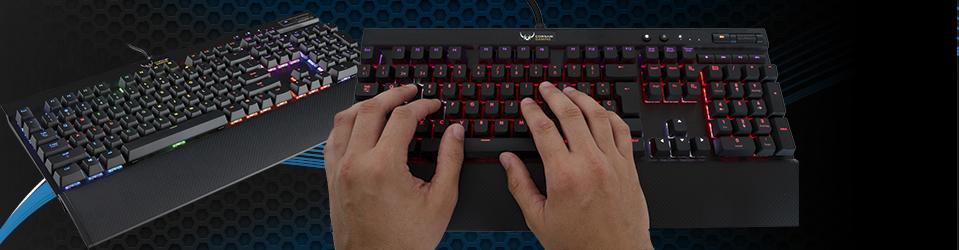Corsair Gaming K70 RGB Slider