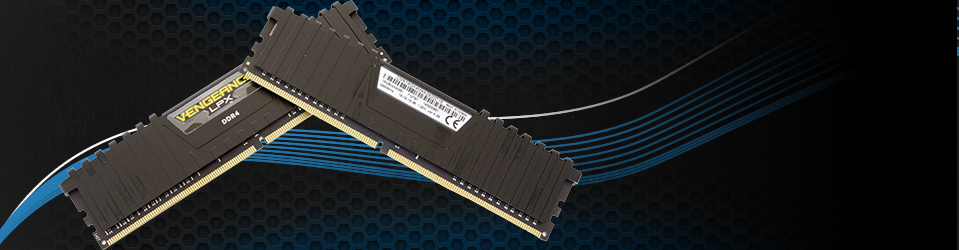 Review: Corsair Vengeance LPX DDR4