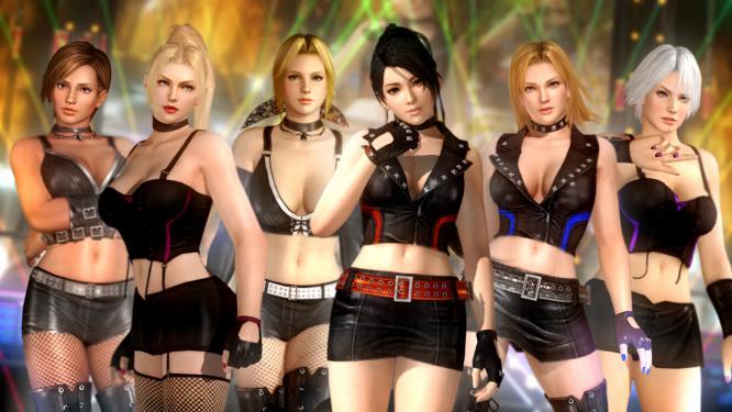 Dead or Alive 5: Last Round anunciado para PS4 y Xbox One