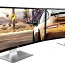 Dell UltraSharp U3415W: Monitor curvo de 34 pulgadas